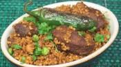Borghol Bil Allouche (Lamb and Bulgur Stew)