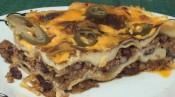 Chili Lasagne