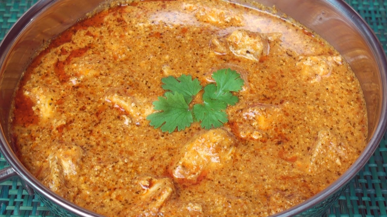 Butter Chicken (Chicken Tikka Makhani) Recipe — Dishmaps