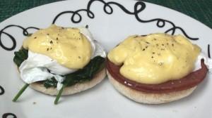 Eggs Benedict / Florentine