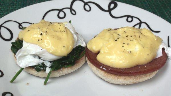 Eggs Benedict / Eggs Florentine