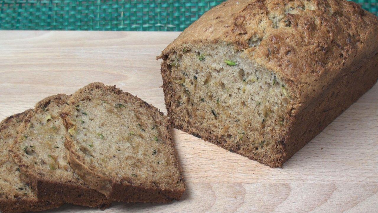 Courgette (Zucchini) Loaf
