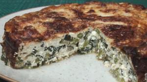 Vegetable Torte