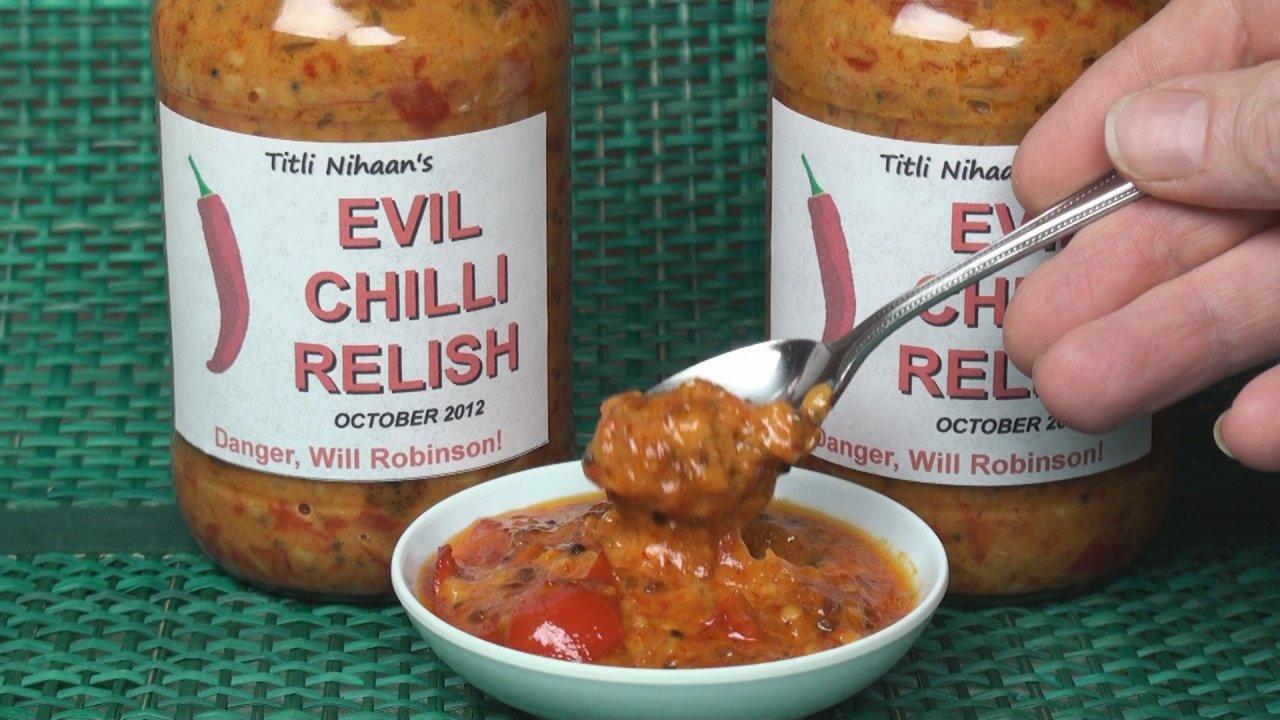 Chilli Relish