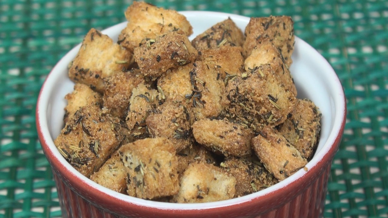 Croutons (Cheese and Herb)