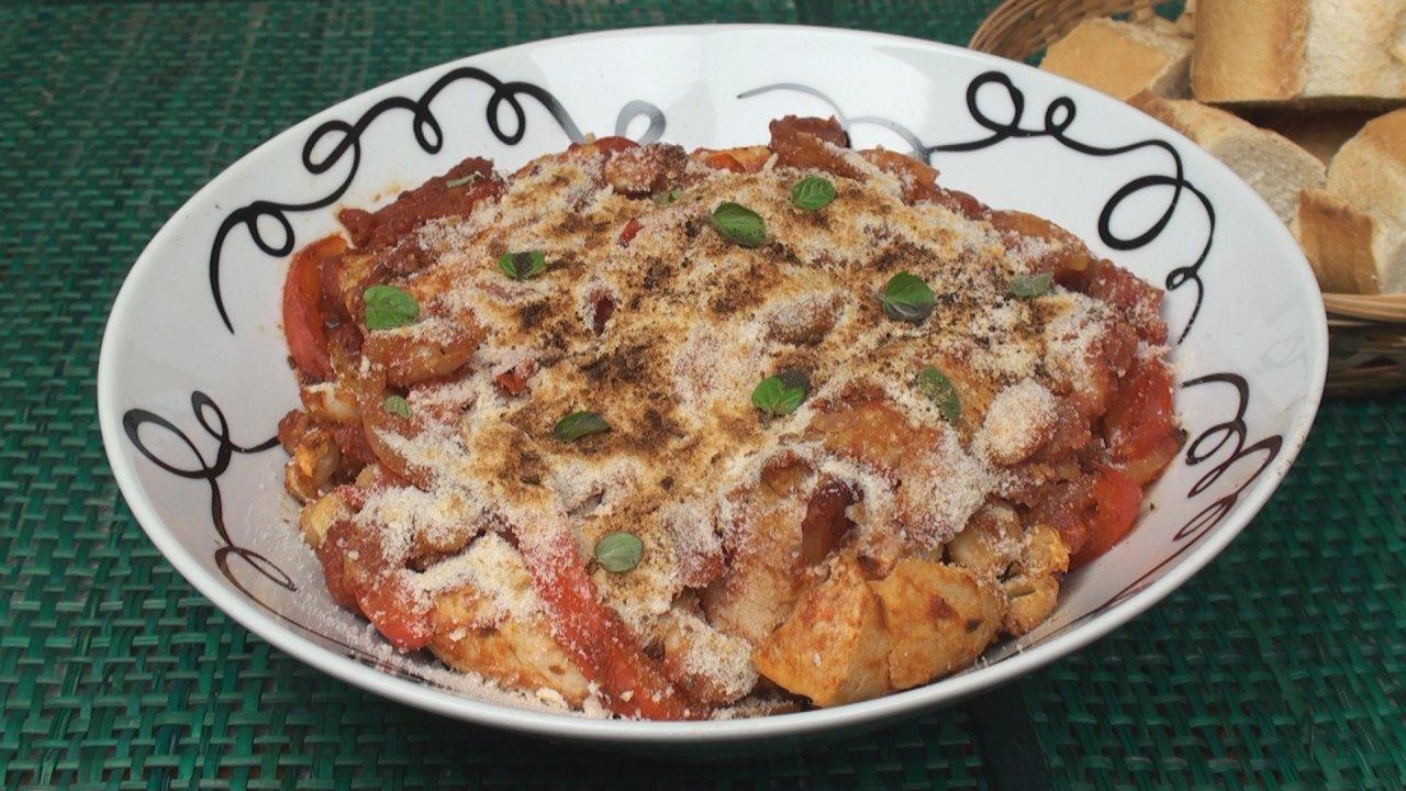 Tuscan-Style Chicken Stew