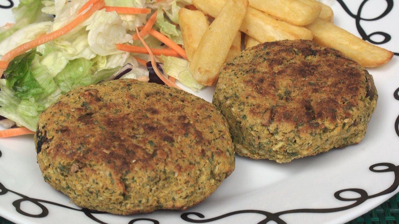 Veggie Burgers & Sausages