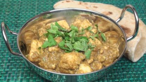 Simple Chicken Balti