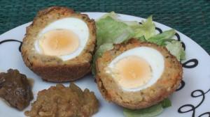 Veggie Scotch Eggs