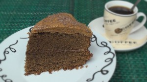 Coffee-Lover's Coffee Cake