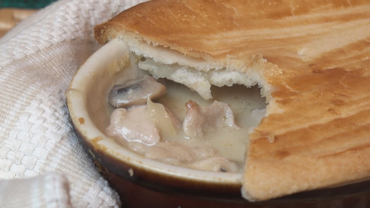 Mushroom Pie Related Keywords & Suggestions - Mushroom Pie Long Tail ...