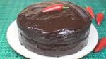 Chilli Chocolate Cake