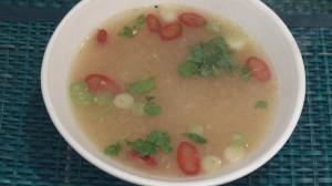 Thai Hot Sour Soup