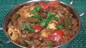 Hot & Spicy Low-Fat Curry