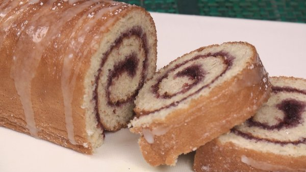Swiss Roll Jelly Roll