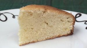 Madeira Cake (Lemon Sponge)