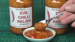 Evil Chilli Relish!