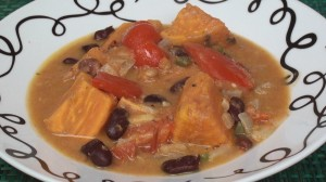 African Sweet Potato Stew