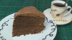 Coffee-Lover's Coffee Cake
