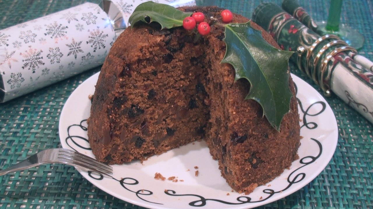 Alternative Christmas Pudding Recipe