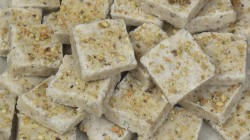 Sheer Payra (Afghan Milk Fudge)