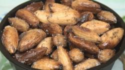 Paprika-Spiced Almonds